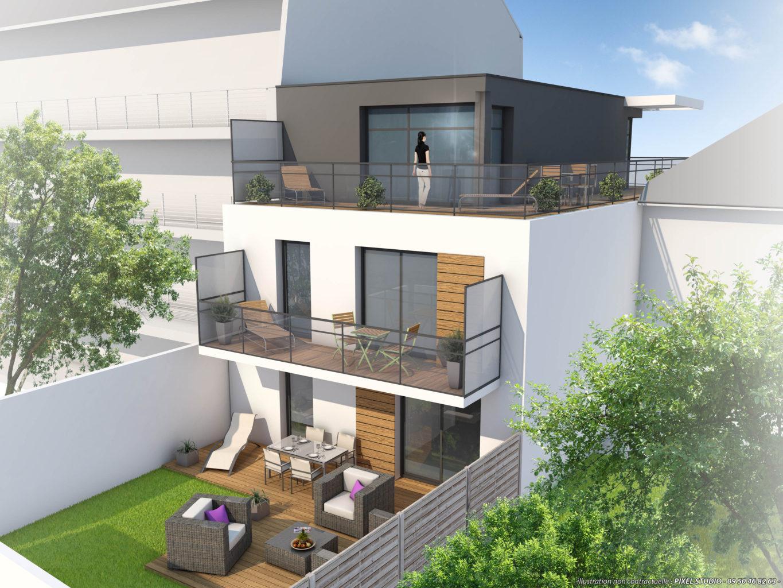 villa quiéra T3 neuf à La Baule