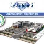 Le Saphir 2 - plan de masse 02