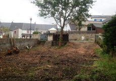 Guéhaut terrain libre de construction dans le quartier fourbihan