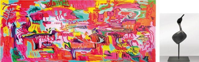 affiche iris germain Galerie G couv